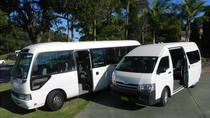 Sydney Departure Shuttle: Sydney City or Overseas Passenger Terminal to Airport, Sydney, Airport & ...