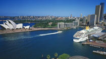 Sydney Port Arrival Transfer: Cruise Port to City Hotel, Sydney, Port Transfers
