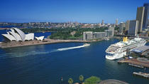 Sydney Port Departure Transfer: City Hotel to Cruise Port, Sydney, Port Transfers