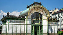 Small Group 3-hour History Tour of Vienna Art Nouveau: Otto Wagner and the City Trains, Vienna, ...