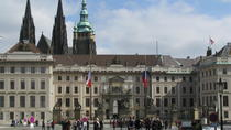Half-Day Prague Castle And Interiors Tour Including Golden Lane, Prague, Walking Tours
