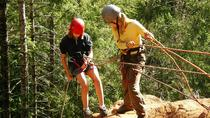 2-Hour Outdoor Rock Rappel Training in Horne Lake , Nanaimo, Adrenaline & Extreme
