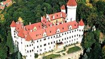 Konopiste Chateau and Nový Knín and Karlstejn Castle Private Tour from Prague, Prague, ...