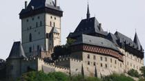 Private Tour: Castle Karlstejn, Kopeprusy Caves plus Twin Castles Zebrak and Tocnik From Prague, ...