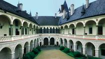 Private Tour from Prague: Sedlec Ossuary and Cathedral and Chateau Zleby with Preserve Game Zleby ...
