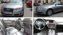 Customizable One-Way Transfer in a Audi A6 Vehicle from Vienna, Vienna, Private Transfers