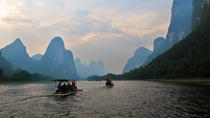 Li River Bamboo Rafting Day Tour from Guilin, Guilin
