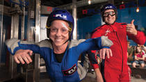 Orlando Indoor Skydiving for First-Time Flyers, Orlando, Adrenaline & Extreme