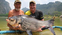 Full-Day Freshwater Lake Resort Fishing in Phang Nga, Phuket, Fishing Charters & Tours