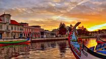 Semi-Private Tour of Aveiro and Coimbra, Northern Portugal, Hop-on Hop-off Tours