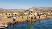 Lake Titicaca Day Tour, Arequipa