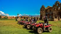 Sacred Valley 4x4 Quadbike Adventure from Cusco, Cusco