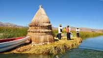 Uros Kayaking and Taquile Island Day Tour, Puno