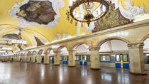 Moscow Metro Stations Tour, Moscow, Cultural Tours