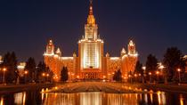 Private Tour: Moscow by Night , Moscow, Private Sightseeing Tours