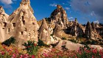 Cappadocia Classics: Private Guided Tour with Van, Istanbul, Overnight Tours