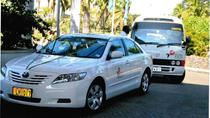 Private Arrival Transfer: Nadi Airport to All Coral Coast Resorts, Viti Levu