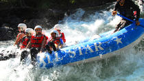 White Water Rafting in the Gorge, Portland