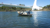 Guided Fishing Trip on the Sacramento River from Redding, California, Fishing Charters & Tours