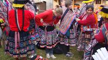 Revealing Andean Textiles from Cusco, Cusco, Day Trips