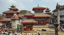 Private Kathmandu Full-Day Tour including Pashupatinath Temple and Swyambhunath Stupa, New Delhi, ...