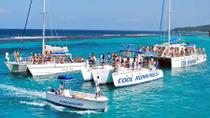 Catamaran Party Cruise and Dunn's River Falls Tour from Montego Bay and Grand Palladium, Montego Bay