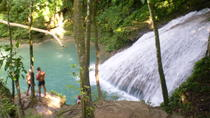 Montego Bay Shore Excursion: Blue Hole and Secret Falls Express plus Shopping, Montego Bay