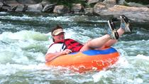 Zipline Canopy plus Jungle River Tubing from Falmouth, Falmouth, Day Trips