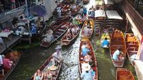 Electric Bike Tour of the Floating Markets, Bangkok, Private Day Trips
