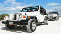 Jeep Adventure in Cozumel with Transport from Cancun, Cancun, 4WD, ATV & Off-Road Tours