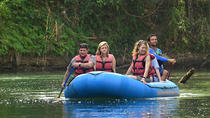 3-in-1 Arenal Volcano Combo Tour: River Safari Float with La Fortuna Waterfall and Volcano Hike, La ...