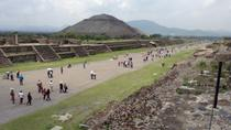 Teotihuacan Pyramids Self-Guided Tour, Mexico City, City Tours