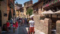 Spanish Village Entrance Ticket in Barcelona with Optional Video Guide, Barcelona, Half-day Tours
