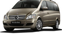 Private Limousine Transfer Treviso Airport to Venice City Center by Van and Water Taxi up 4Pax, ...