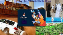 City Card Dubai , Dubai, Sightseeing & City Passes