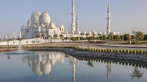 Abu Dhabi Sightseeing Tour: Sheik Zayed Mosque, Heritage Village and Gold Souk, Abu Dhabi