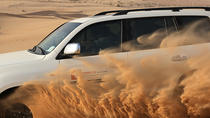 Evening Desert Safari With BBQ Dinner, Henna Painting, Camel Ride and Belly Dance, Abu Dhabi, 4WD, ...