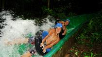 Mega Combo Tour Canopy Water slide Hot spring Horseback Ride At Rincon de la Vieja Volcano, ...