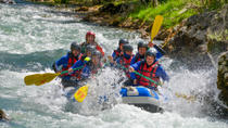 Half Day Rafting in Verdon Gorges, Castellane