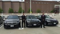 Private Airport Transfer from Dulles Airport to Downtown Washington DC hotel by Luxury Sedan, ...