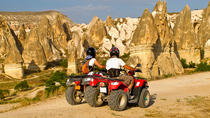 2 Hour ATV Tours around Goreme and Surrounding Valleys, Goreme, Half-day Tours