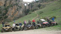 Ronda and Andalusian White Villages Tour by Buggy with Lunch, Andalucia, 4WD, ATV & Off-Road Tours