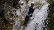 Canyoning in Susec Canyon, Bovec