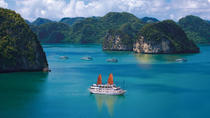 3-Day Halong Bay and Cat Ba Island Tour, Hanoi, Multi-day Cruises