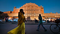 1-Day Golden Triangle Tour by Car Agra and Jaipur from Delhi, New Delhi, Day Trips