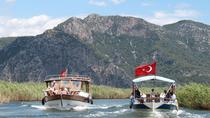 Dalyan river cruise by taxi boat with sea turtles watching, Bodrum, Day Cruises