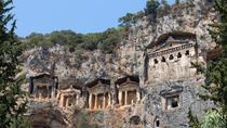 Private Dalyan River Cruise by Boat with Lunch and Sea Turtles Watching, Fethiye