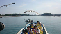 2-Day Local Homestay, Fishing, Seafood BBQ and Biking Tour in Oku-Matsushima with One-Way Train ...