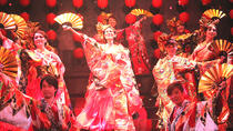Oiran Show with Dinner at Roppongi Kaguwa Theater, Tokyo