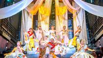 Oiran Show with Dinner at Roppongi Kaguwa Theater, Tokyo, Dinner Packages